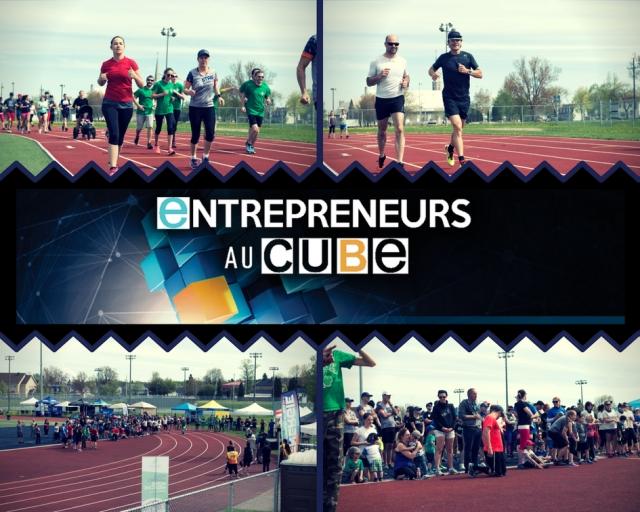 Entrepreneur au cube2018